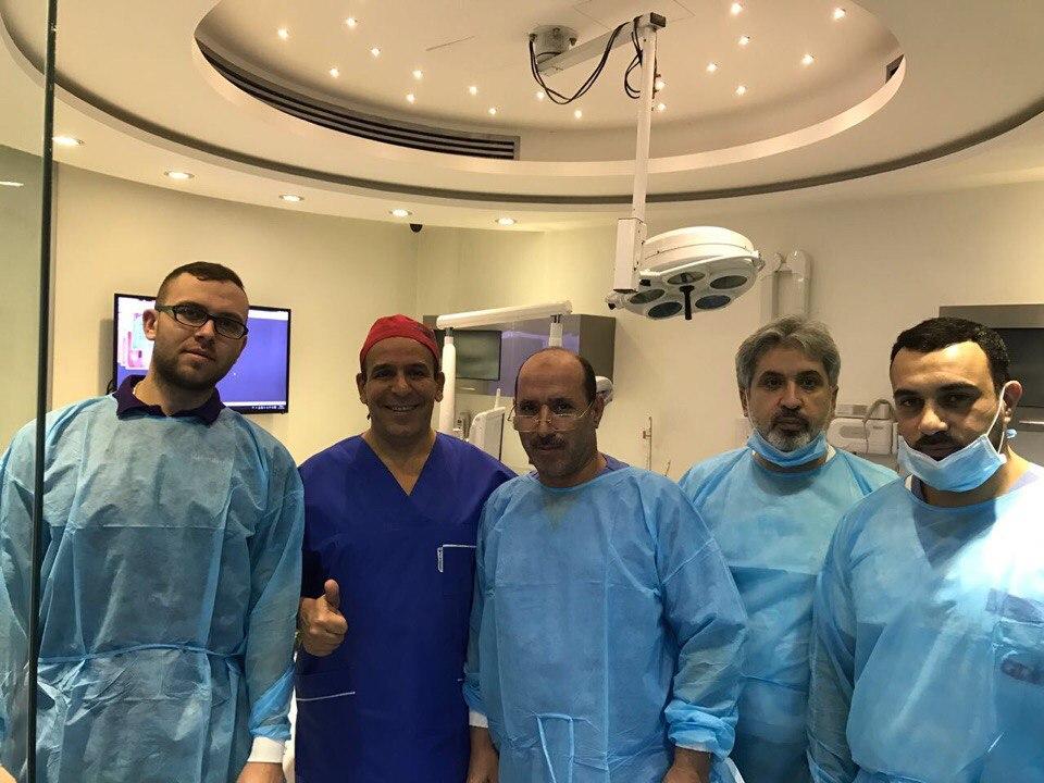 Стажування по імплантології в Йорданії. День 2.